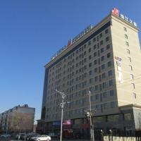Hotels, Jinjiang Inn Baotou Salaqi Railway Station