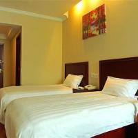 Hotels, GreenTree Inn GuangXi GuiLin LinGui JinShan Square JinShui Road Express Hotel