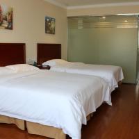 Hotels, GreenTree Inn Tianjing Beichen Yixingbu Town Huabei Group Subway Station Express Hotel