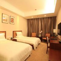 Hotels, GreenTree Inn TianJin DaBeiYuan Business Hotel