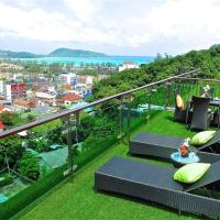 Emerald Patong 2 bedrooms Apartment with Terrace # 803