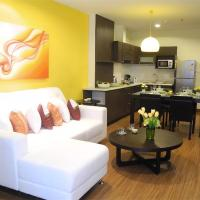 Phuket Villa Patong 1 bedroom Modern Apartment