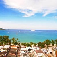 Patong Tower 1 Bedroom Apartment Full Sea View