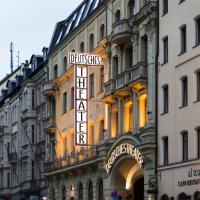 Hotel Deutsches Theater Stadtzentrum
