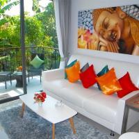 Emerald Patong 1 bedroom Apartment Garden View