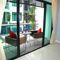 Kamala Regent 2 bedrooms Pool Access Apartment