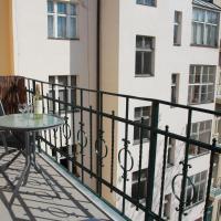 Apartment Římská 34