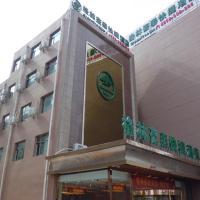 Hotels, GreenTree Inn Tianjin Dasi Meijiang exhibition center Business Hotel