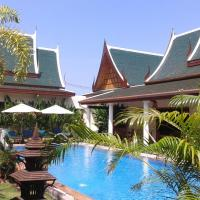 Obiekty B&B, Villa Angelica Bed and Breakfast in Phuket