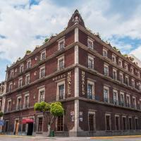 Hotel Morales Historical & Colonial Downtown Core, Guadalajara