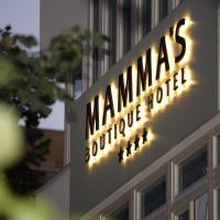 Отели, Mamma´s Boutique Hotel
