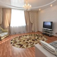 Apartment Domashny Uyut na Malysheva 4B