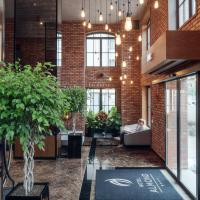 Отели, Hotel Almond Business & SPA