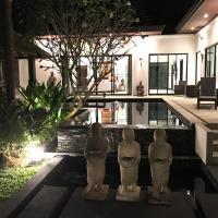 3 BR villa Aelita B1