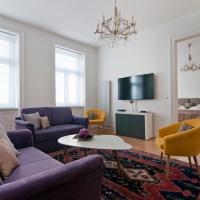 Design Apartment Wien Messe / WU