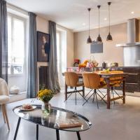 Apartment Rambuteau