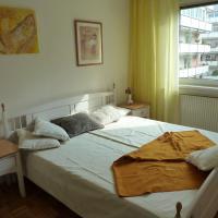 Apartment nahe UNO-City