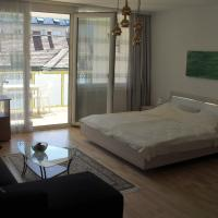 Serviced Apartment with Sunny Balcony