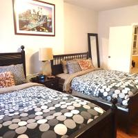 Large 1 Bedroom Chinatown