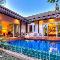 Tourmaline Pool Villa in Naiharn