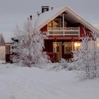 Lovely Cottage by Ounasjoki
