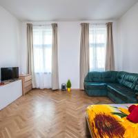Beautiful Central Apartment Thámova