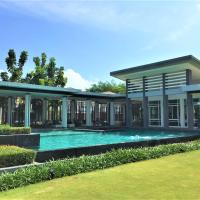Three Bed Room Villa at Habitia Phuket