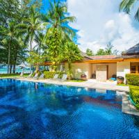 Wille, Beachfront Villa at Bangtao