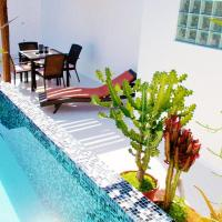 Casa Naaj Apartments, Playa del Carmen