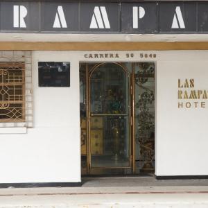 Hotel Las Rampas, Medellín