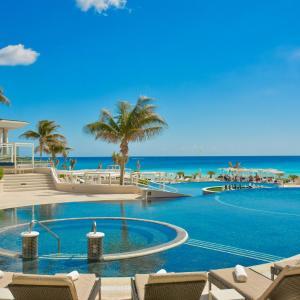 Sandos Cancun Lifestyle Resort, Cancún