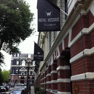 Hotel Vossius Vondelpark, Amsterdam