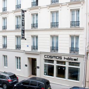 Hotel Cosmos, Paris