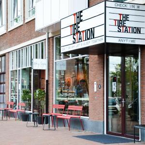 Conscious Hotel The Tire Station - Vondelpark, Amsterdam