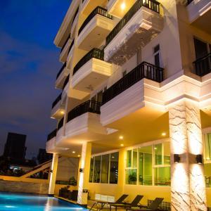Patio Luxury Suites, Bangkok