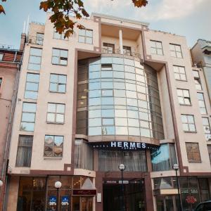Hermes Hotel, Odessa