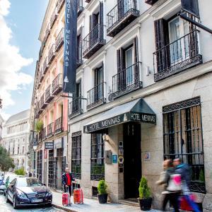 Hotel Meninas - Boutique Opera, Madrid