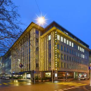 Hotel Glärnischhof, Zürich
