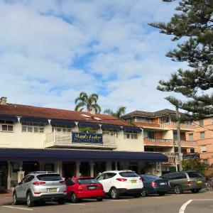 Manly Lodge Boutique Hotel, Sydney