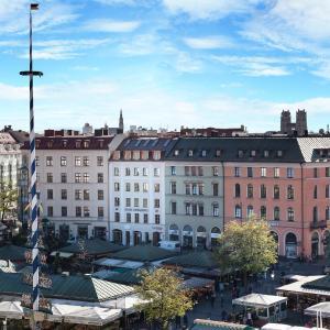 Living Hotel Das Viktualienmarkt, Munich