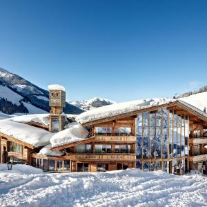 Art & Ski-in Hotel Hinterhag, Saalbach Hinterglemm