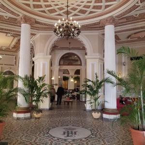 Hotel Plaza, Havana