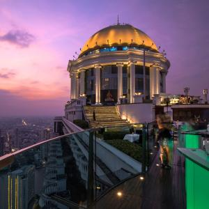 lebua at State Tower (The World's First Vertical Destinati, Bangkok