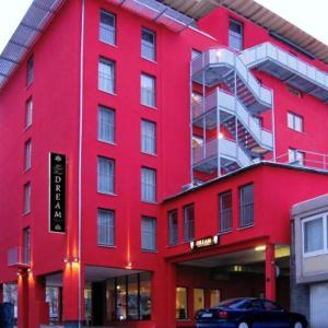 Grand Hotel Dream Main City Center, Frankfurt/Main