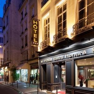 Hotel Saint Honore, Paris