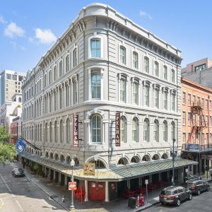 Pelham Hotel, New Orleans