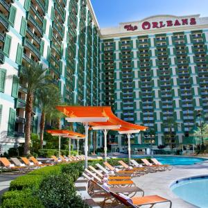 The Orleans Hotel and Casino, Las Vegas