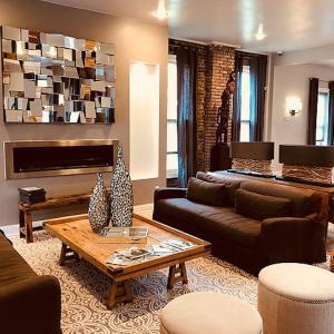 The Cochrane House Luxury Historic Inn, Detroit