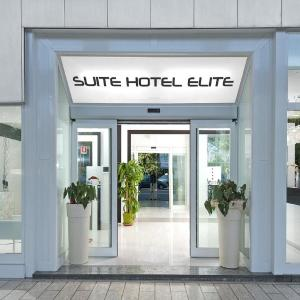 Suite Hotel Elite, Bologna