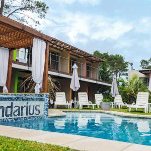 Undarius Hotel (exclusively gay men), Punta del Este